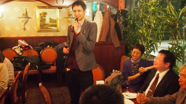 石井さん(Japan Russia Student Conference)