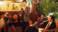 Исии-сан организует Japan Russia Student Conference