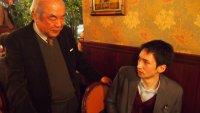 Нагая-сан руководил самым известным русским рестораном в Японии и Исии-сан