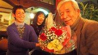 Председатель нашей ассоциации Хиросэ-сан